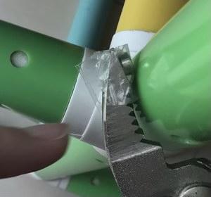 アンパンマンジャングルジム専用工具なしで解体方法